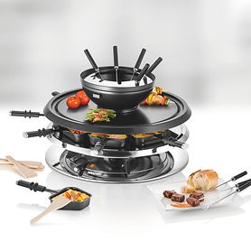 Raclette Multi 4 in 1