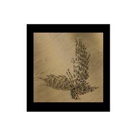 Bild Sandspirale Vogel 3