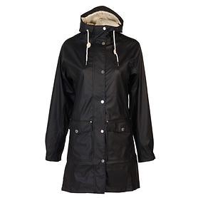 Regenmantel Erna, schwarz, Gr. M