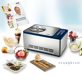 Eismaschine Schuhbeck exklusiv