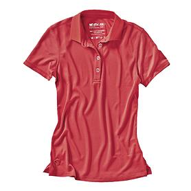 Damen-Poloshirt Cafe Base Rea Polo pink Gr.36