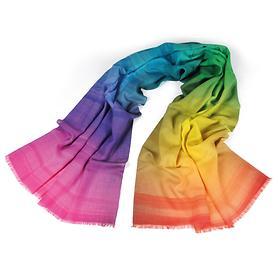 Schal Rainbow