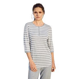 Seidig weicher Pyjama aus Baumwoll-Modal-Mix