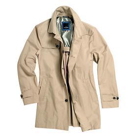 Herren-Trenchcoat beige Gr.50
