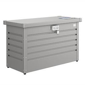 Paket-Box quarzgrau metallic, H 61 x B 101 x