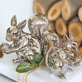 Deko-Eichhörnchen Ruda