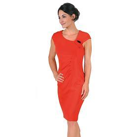 Kleid Amy, rot, Gr. 48