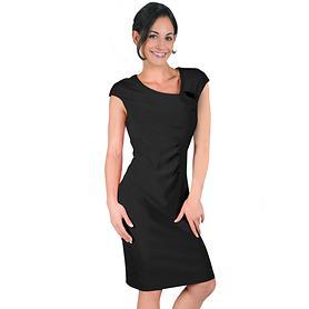 Kleid Amy, schwarz, Gr. 48