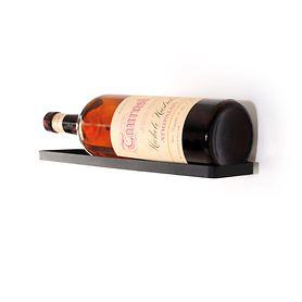 Wand-Weinregal für 1 Magnum-Flasche