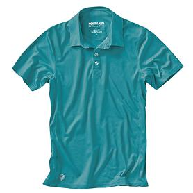 Poloshirt Active Dry Paco türkis Gr.M