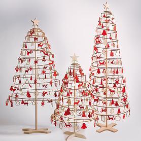 Weihnachtsbaum Spira & Deko-Set