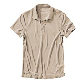 Poloshirt Cafe Base Rea Polo sand Gr.M