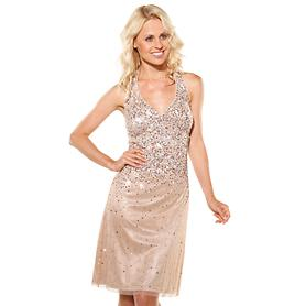 Kleid Marilyn nude Gr. 44