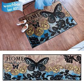 Fußmatten Papillon