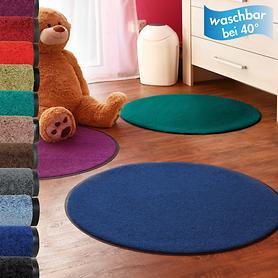 Fußmatte Rund 85 cm, waschbar