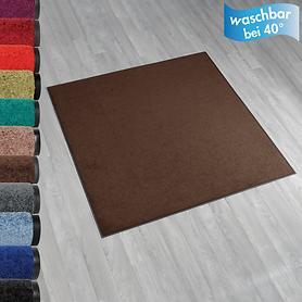 Fußmatte waschbar, 115 x 115 cm