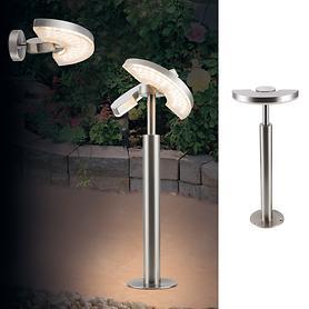 LED-Außenleuchten Zirkon