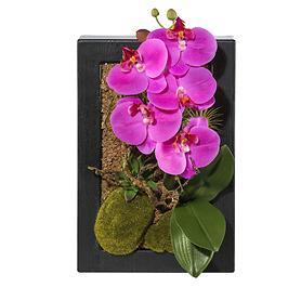 deko-wandobjekt-orchidee-lila