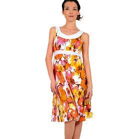 Kleid Orange Blossom Gr. XL