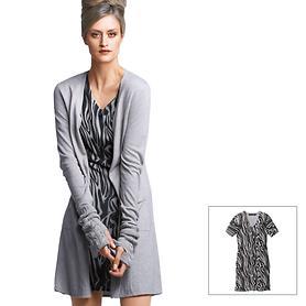 Kaschmir-Seiden-Kleid Silke und Femke
