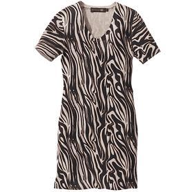 Kaschmir-Seiden-Kleid Silke  & Kaschmir-Seiden-Strickjacke Femke