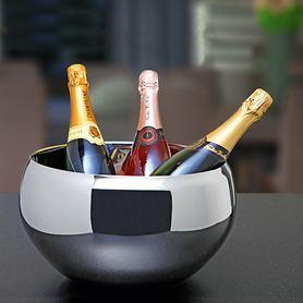 Edelstahl-Champagnerkühler Nizza