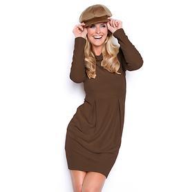Kleid Montreux toffeebraun Gr. 40
