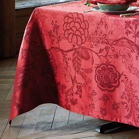 Tischdecke Scarlet, natur 174 x 364 cm
