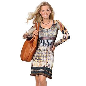 Designer-Kleid Belt Gr. 42