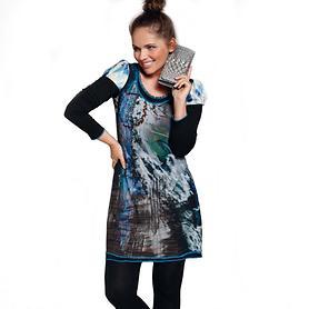 Designer-Kleid Cinzia Gr. 36