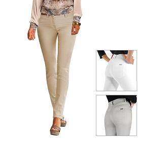 Eng geschnittene 5-Pocket Shaping Jeans