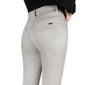 Entdeckt: Jeans Shirley grau Gr. 42 Hit