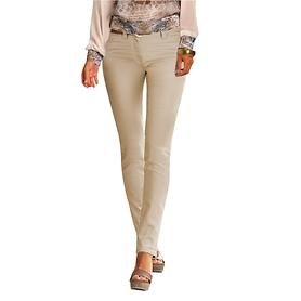Shaping-Jeans Shirley beige Gr. 50