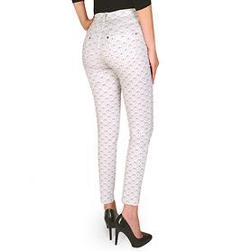 7/8 Stretch-5-Pocket Jeans