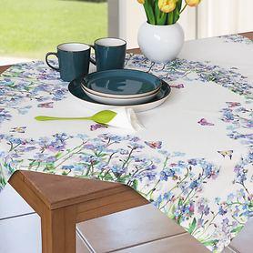 Tischdecke Schmetterling 85 x 85 cm