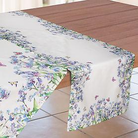 Tischläufer Schmetterling 40 x 140 cm