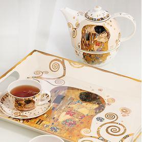 Tee-Set Gustav Klimt