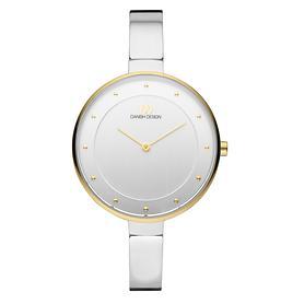 Armbanduhr Titania silber/gold