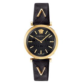 Versace-Uhr V-Twist gold