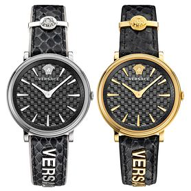 Versace-Uhr V-Circle