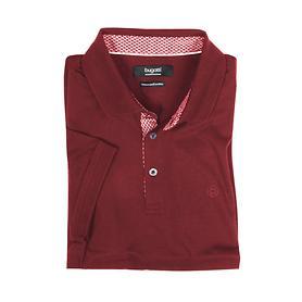 Poloshirt Earl Bordeaux Gr. M