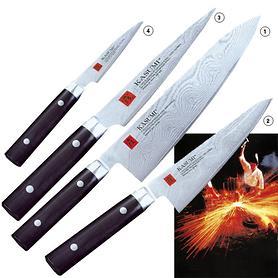 Japanische Kasumi Messer