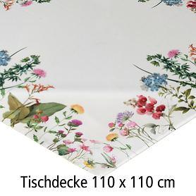 Tischdecke Sommer 110x110cm