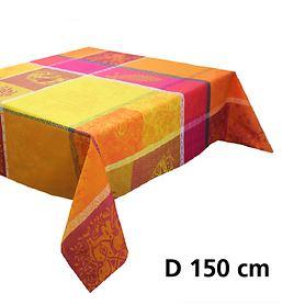 Tischdecke Mille holi epices D: 150cm