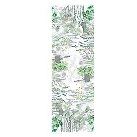 Tischläufer 50 x 150cm Jardin aromatique floraison