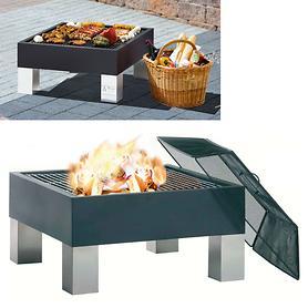 Design-Feuerstelle Burbank