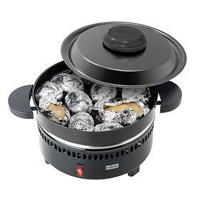 Multifunktions-Marroni-Ofen, inkl. Grill u. Crêpeplatte | Küche und Esszimmer > Küchenelektrogeräte > Küche Grill | Stoeckli