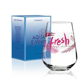 Wasser- und Weinschorleglas Aqua e Vino Glas Nr. 3
