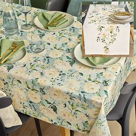Tischwäsche-Serie Valentine und Christine