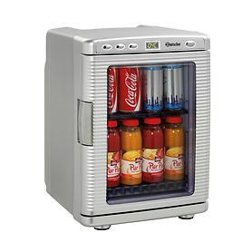 Mini-Kühlschrank 19 Ltr. inkl. Netzstecker und 12V Anschluß für Ihr Auto